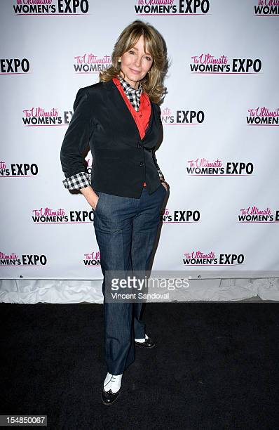 Actress Deidre Hall attends the 2012 Los Angeles Women's Expo Day 1 at Los Angeles Convention Center on October 27 2012 in Los Angeles California