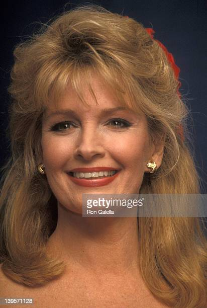 Actress Deidre Hall attends the 20th Annual Daytime Emmy Awards on May 26 1993 at the Marriott Marquis Hotel in New York City