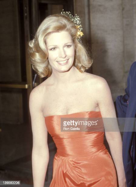 Actress Deidre Hall attends the Sixth Annual Daytime Emmy Awards on May 17 1979 at Vivian Beaumont Theatre in New York City