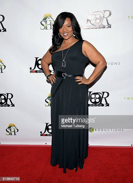 Actress Deja Dee attends the premiere of JR Productions' Halloweed at TCL Chinese 6 Theatres on March 15 2016 in Hollywood California