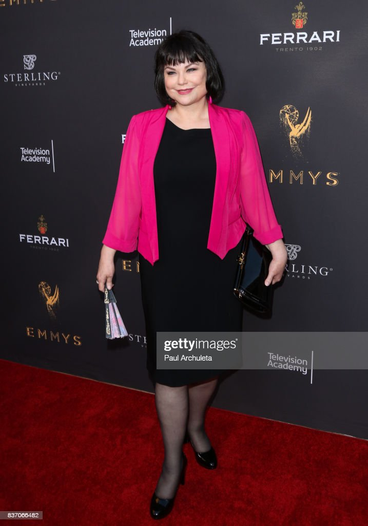Actress Delta Burke attends the Television Academy's Performers Peer Group Celebration at The Montage Beverly Hills on August 21, 2017 in Beverly Hills, California.