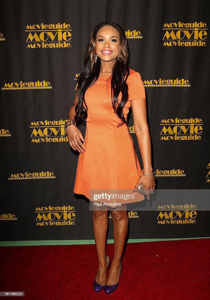 Actress Demetria McKinney attends the 21st annual Movieguide Awards at Hilton Universal City on February 15, 2013 in Universal City, California.