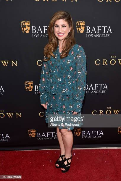 Actress Denah Angel attends the BAFTALA Summer Garden Party at The British Residence on August 19 2018 in Los Angeles California
