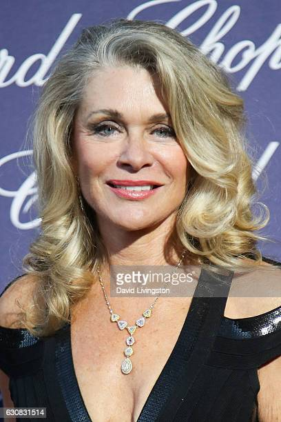 Actress Denise DuBarry arrives at the 28th Annual Palm Springs International Film Festival Film Awards Gala at the Palm Springs Convention Center on...