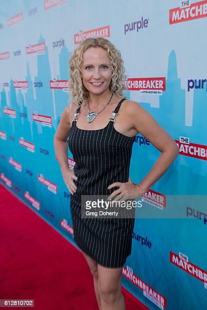 "Actress Denise Gossett arrives for the Red Carpet Premiere Of Stadium Media's ""The Matchbreaker"" at the ArcLight Cinemas Cinerama Dome on October 4,..."