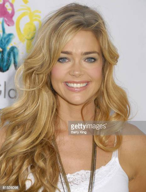 Actress Denise Richards attends the 19th Annual 'A Time For Heroes' Benefit for the Elizabeth Glaser Pediatric Aids Foundation held at Wadsworth...