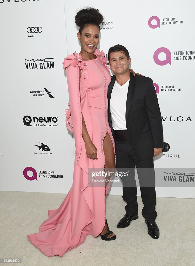 Bulgari At 24th Annual Elton John AIDS Foundation's Oscar Viewing Party