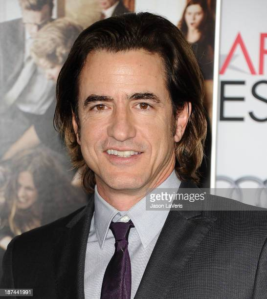 Actress Dermot Mulroney attends the premiere of 'August Osage County' at the 2013 AFI Fest at TCL Chinese Theatre on November 8 2013 in Hollywood...