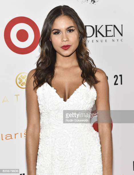 Actress Desiree Ross attends NYX Professional Makeup's 6th Annual FACE Awards at The Shrine Auditorium on August 19 2017 in Los Angeles California