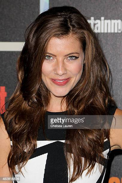 Actress Devin Kelley arrives at Entertainment Weekly's Annual Comic Con Celebration at Float at Hard Rock Hotel San Diego on July 26 2014 in San...