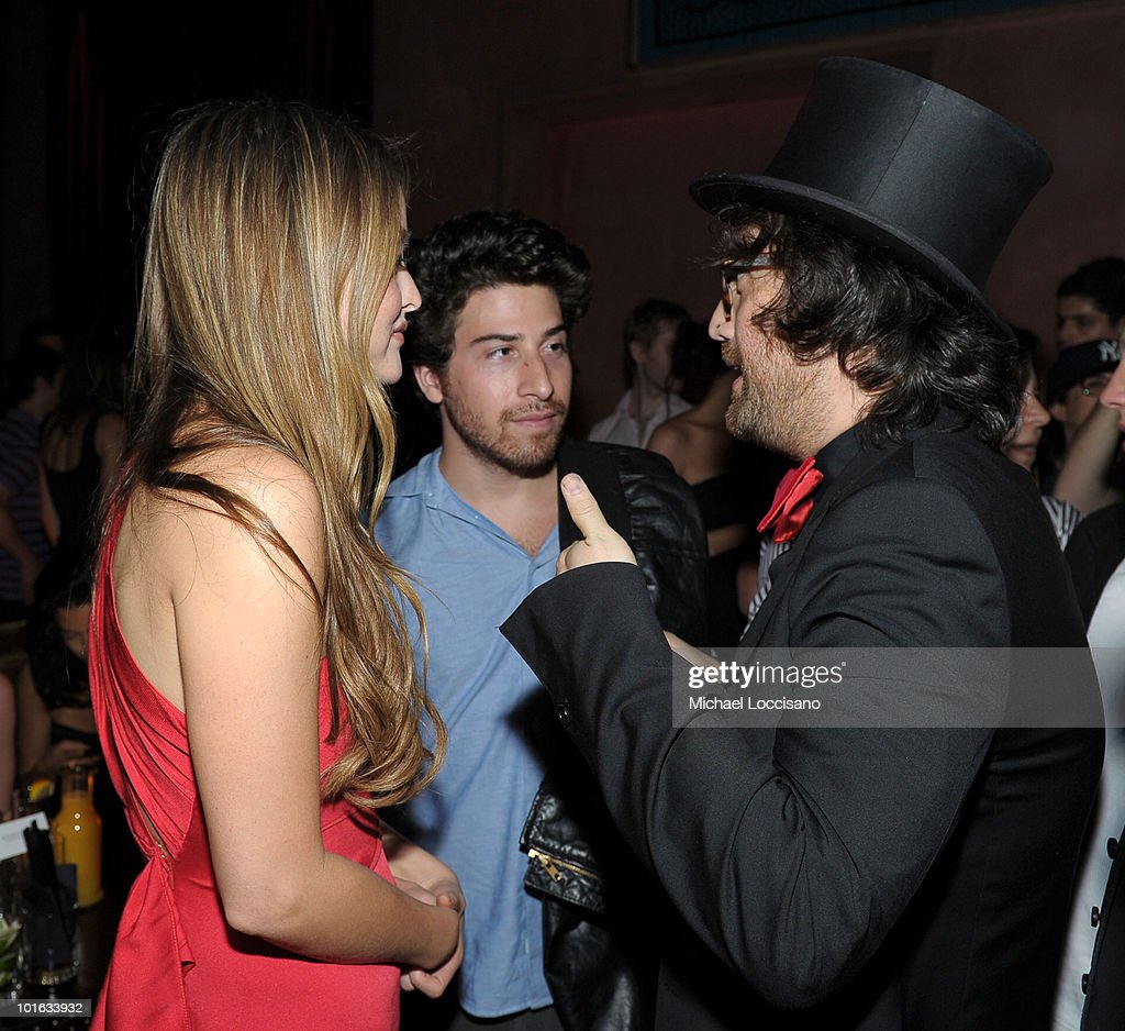 Actress Devon Aoki, actor Jake Hoffman and musician Sean Lennon attend the after party for the premiere of 'Rosencrantz and Guildenstern Are Undead' at Village East Cinema on June 4, 2010 in New York City.