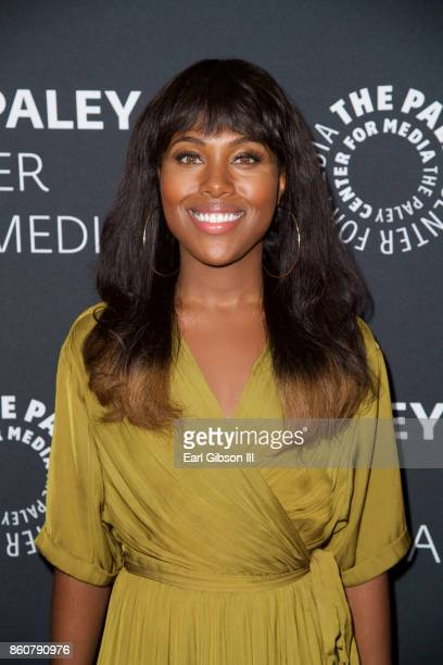 Actress DeWanda Wise attends Paley Honors In Hollywood A Gala Celebrating Women In Television at the Beverly Wilshire Four Seasons Hotel on October...