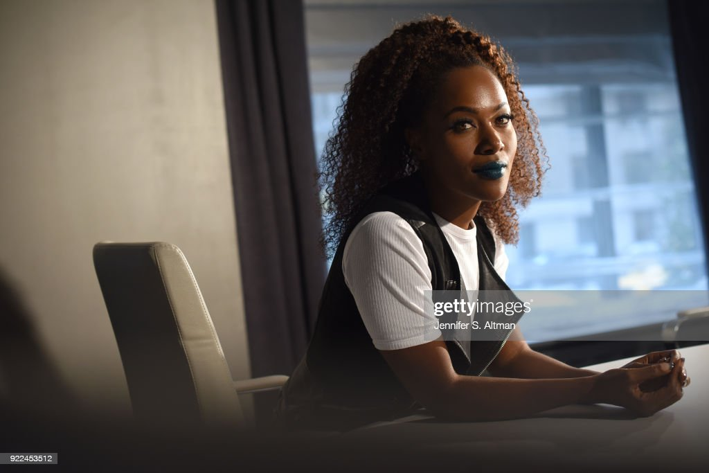 DeWanda Wise, Los Angeles Times, November 18, 2017 : News Photo
