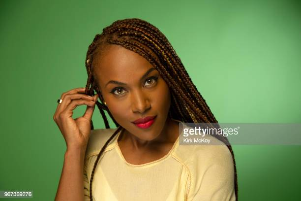 Actress DeWanda Wise is photographed for Los Angeles Times on May 21 2018 in Los Angeles California PUBLISHED IMAGE CREDIT MUST READ Kirk McKoy/Los...