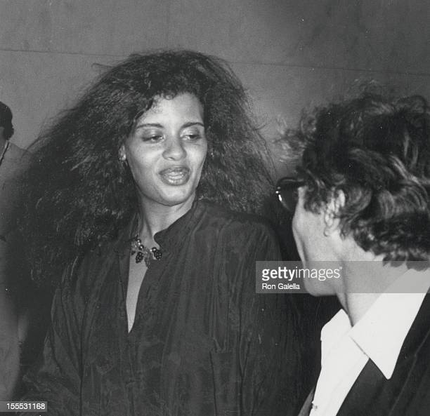 Actress Diahnne Abbott attends the premiere of Hair on March 14 1979 at Filmex in Century City California