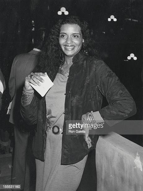 Actress Diahnne Abbott attends the world premiere of A Little Romance on March 30 1979 at Filmex in Century City California