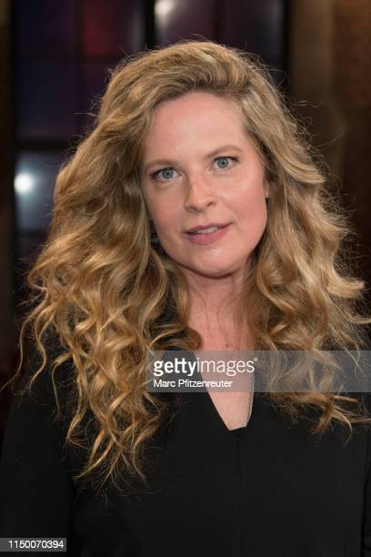 Actress Diana Amft attends the Koelner Treff TV Show at the WDR Studio on June 14 2019 in Cologne Germany