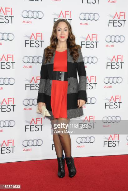 Actress Diana DeGarmo attends the premiere for Lone Survivor during AFI FEST 2013 presented by Audi at TCL Chinese Theatre on November 12 2013 in...