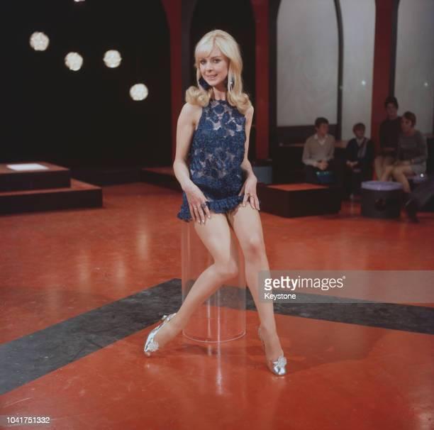 Actress Diana Greaves 1968