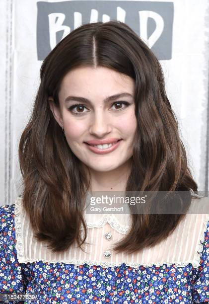 Actress Diana Silvers visits the Build Series to discuss the film 'Ma' at Build Studio on May 29 2019 in New York City
