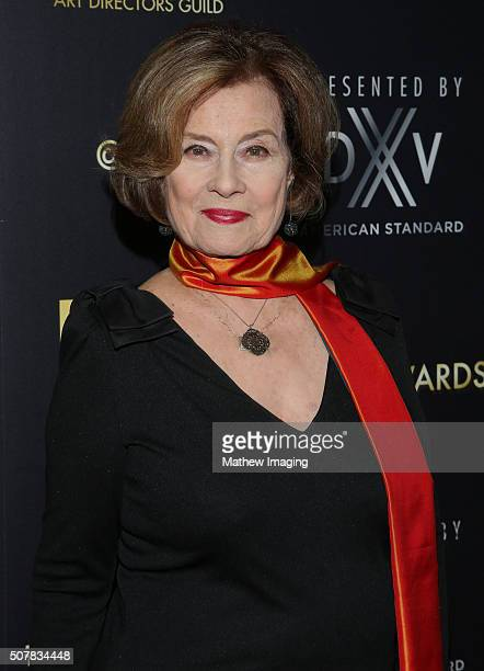 Actress Diane Baker arrives at the 20th Annual Art Directors Guild Excellence In Production Design Awards at The Beverly Hilton Hotel on January 31...