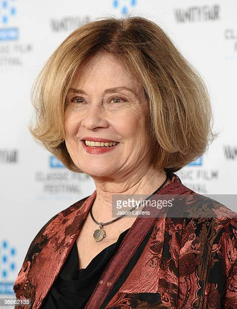 Actress Diane Baker attends the 2010 TCM Classic Film Festival opening night gala and premiere of A Star is Born at Grauman's Chinese Theatre on...