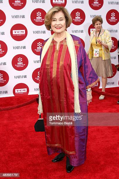 Actress Diane Baker attends the 2014 TCM Classic Film Festival opening night gala and world premiere of the restoration of Oklahoma held at the TCL...