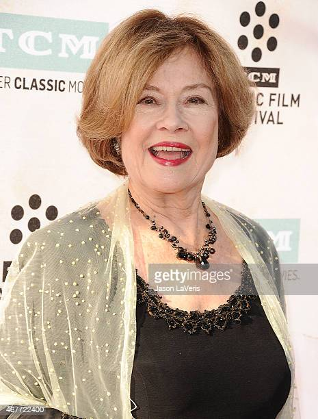 Actress Diane Baker attends the 2015 TCM Classic Film Festival opening night gala and the 50th anniversary of The Sound Of Music at TCL Chinese...