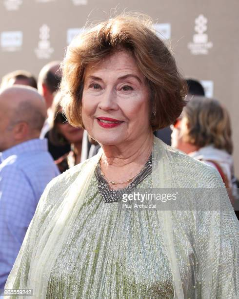 Actress Diane Baker attends the 50th anniversary screening of In The Heat Of The Night at the 2017 TCM Classic Film Festival opening night gala at...
