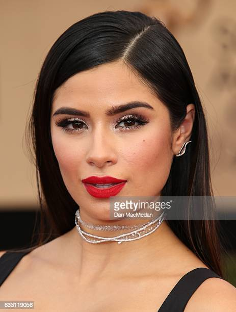 Actress Diane Guerrero arrives at the 23rd Annual Screen Actors Guild Awards at The Shrine Expo Hall on January 29 2017 in Los Angeles California