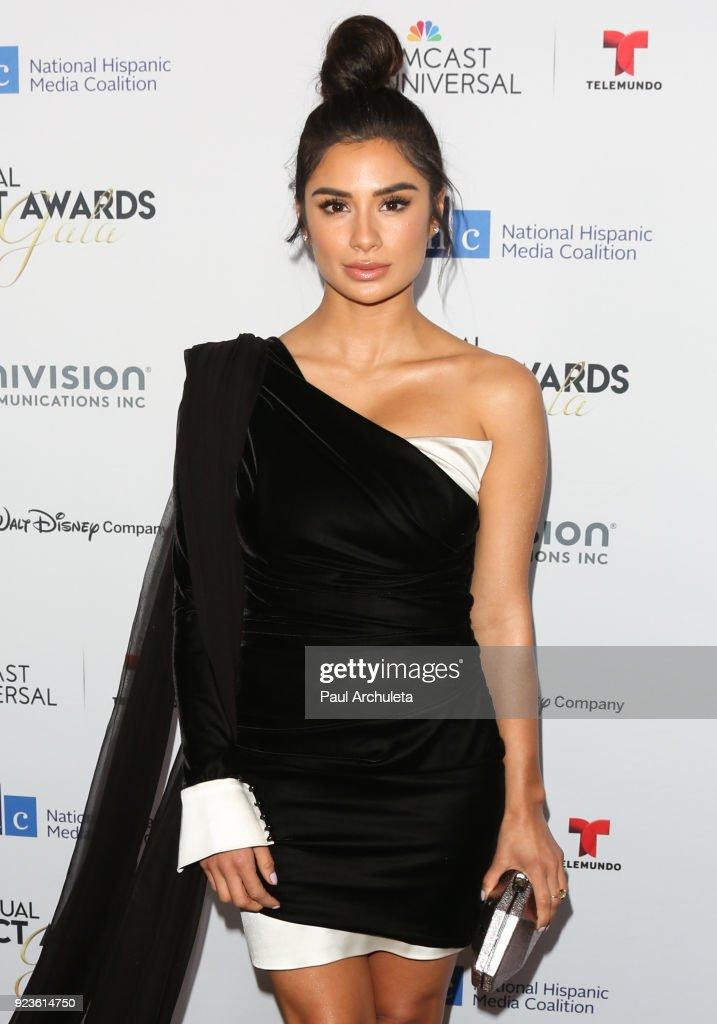 National Hispanic Media Coalition's 21st Annual Impact Awards - Arrivals