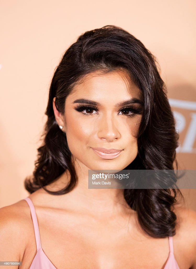 Actress Diane Guerrero attends 'Variety Latino's 10 Latinos to Watch' at Avalon Hollywood on September 30, 2015 in Los Angeles, California.