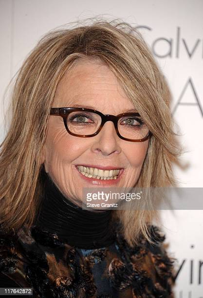 Actress Diane Keaton arrives at ELLE's 17th Annual Women in Hollywood Tribute at The Four Seasons Hotel on October 18 2010 in Beverly Hills California