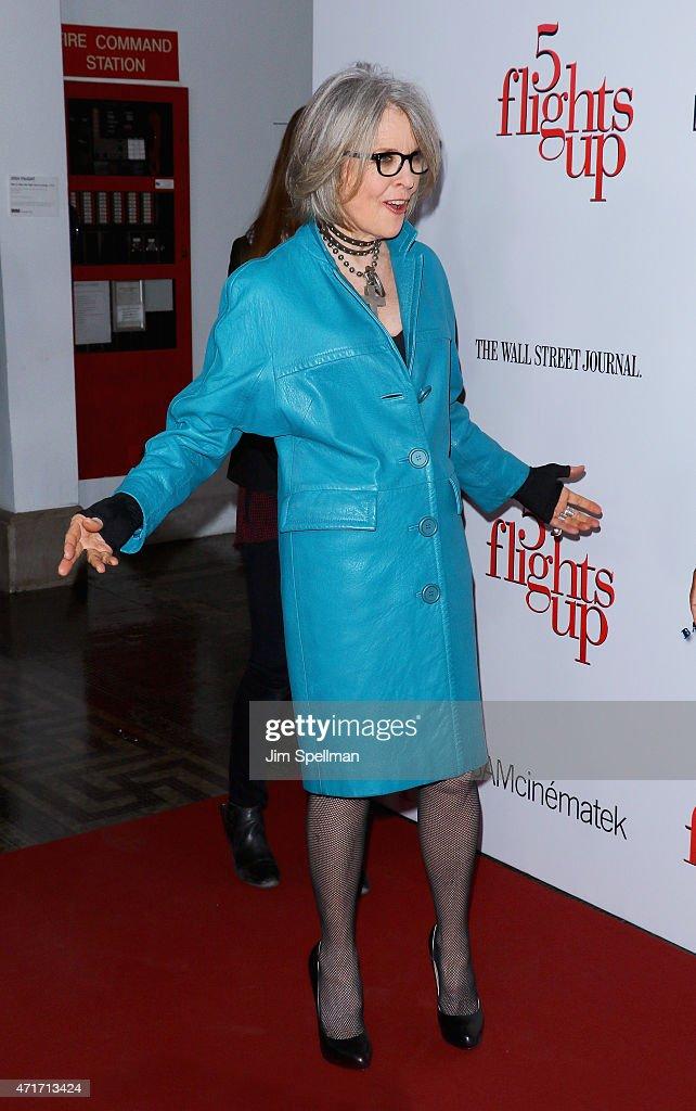 """5 Flights Up"" New York Premiere - Arrivals"