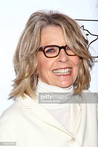 Actress Diane Keaton attends the Los Angeles premiere of Darling Companion held at the American Cinematheque's Egyptian Theatre on April 17 2012 in...