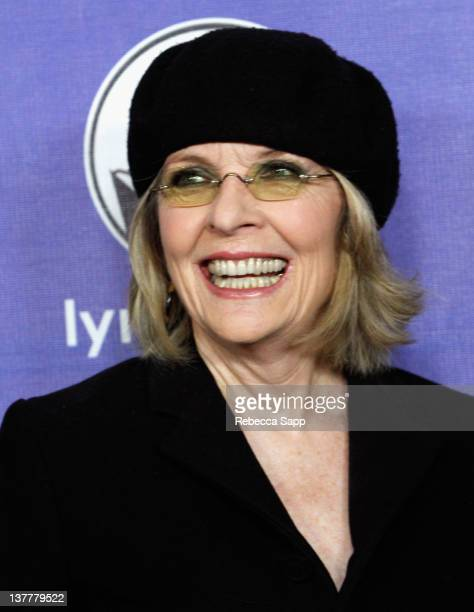 Actress Diane Keaton attends the Opening Night Film and Gala of the 2012 Santa Barbara International Film Festival with the World Premiere of Darling...