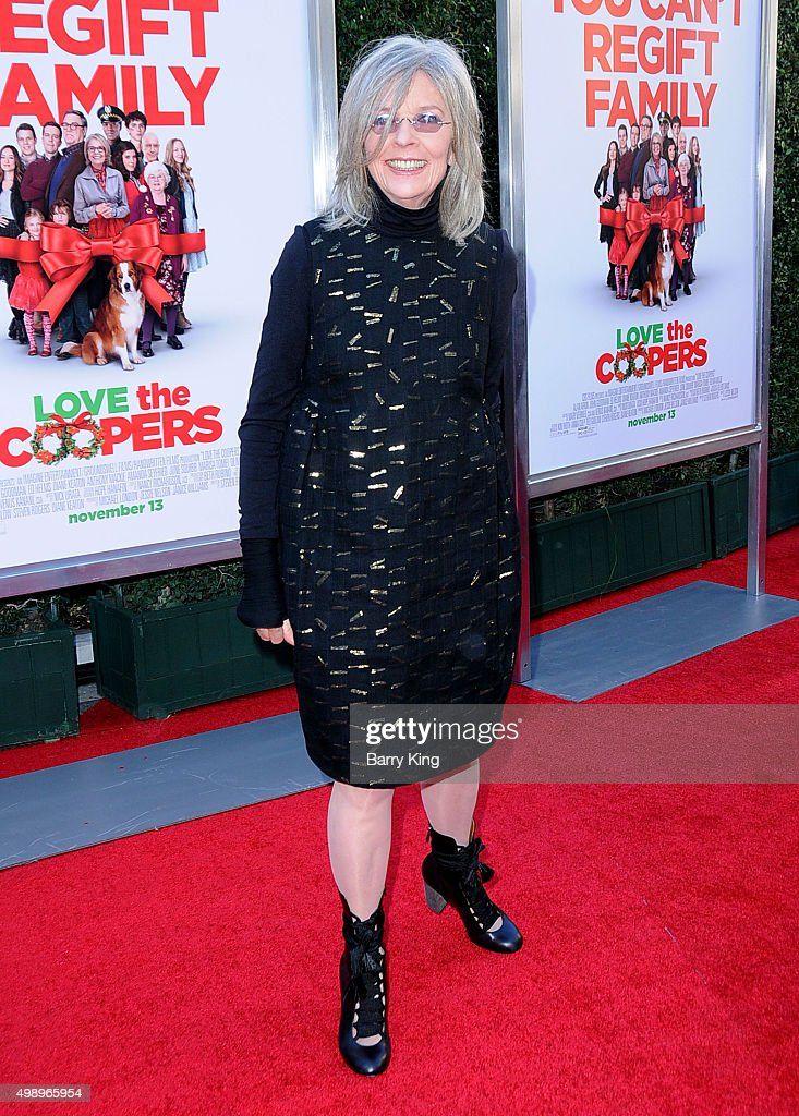 "Premiere Of CBS Films' ""Love The Coopers"" - Arrivals"