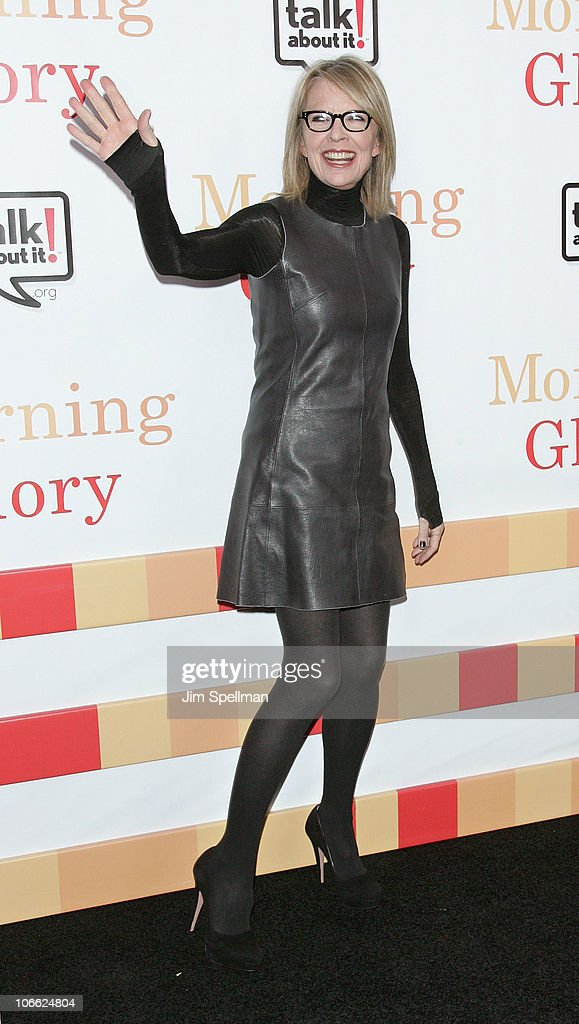 """Morning Glory"" New York Premiere : News Photo"