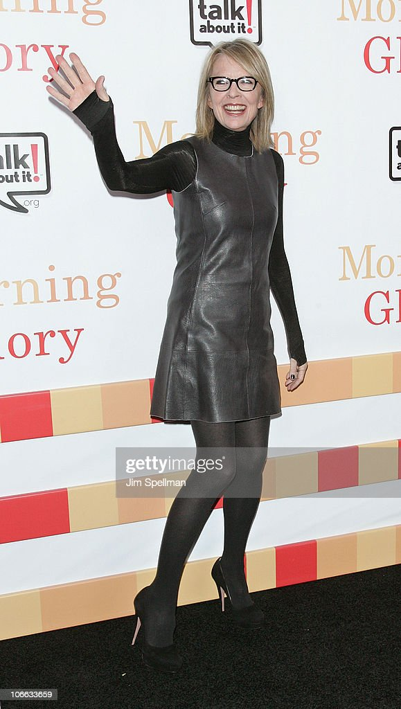 """Morning Glory"" New York Premiere : News Photo"