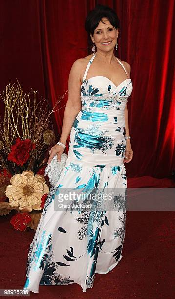 Actress Diane Keen attends the 2010 British Soap Awards held at the London Television Centre on May 8 2010 in London England