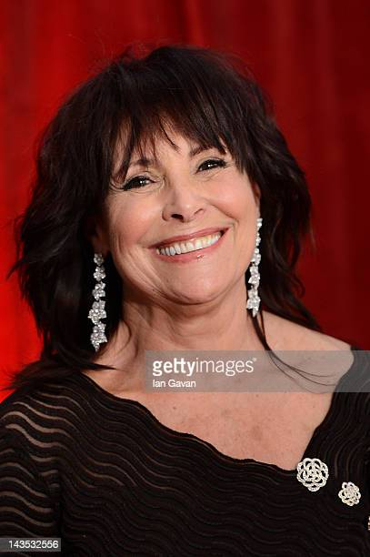 Actress Diane Keen attends The 2012 British Soap Awards at ITV Studios on April 28 2012 in London England