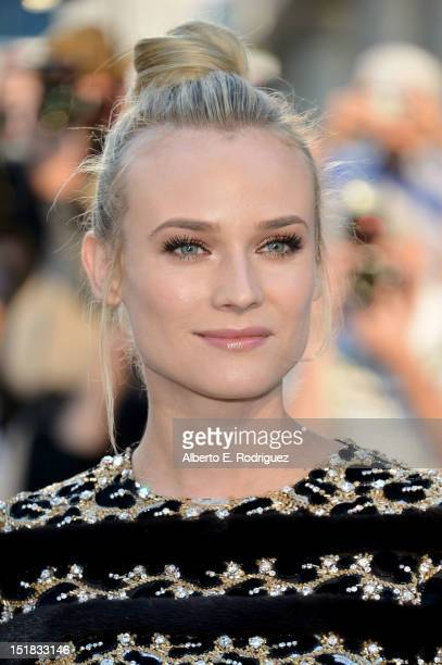 Actress Diane Kruger arrives at the 'Inescapable' Premiere during the 2012 Toronto International Film Festival at Roy Thomson Hall on September 11...