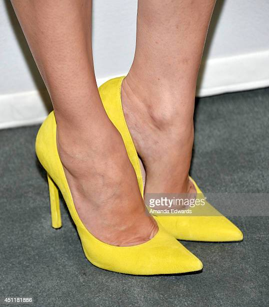 """Actress Diane Kruger arrives at The Paley Center for Media's premiere screening of FX's """"The Bridge"""" at The Paley Center for Media on June 24, 2014..."""