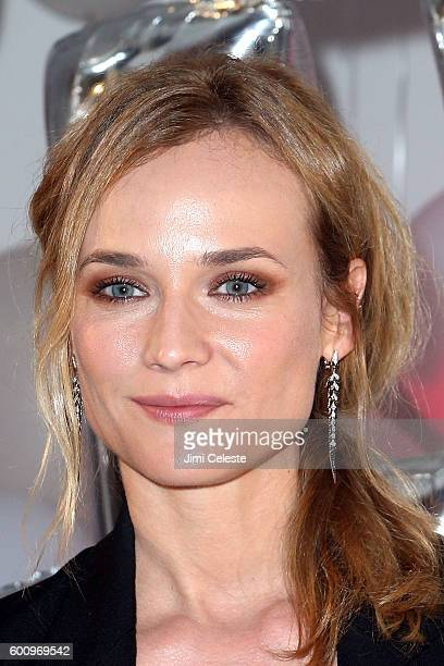 Actress Diane Kruger attending Jimmy Choo's 20th Anniversary Party at 27 Little West 12th Street on September 8 2016 in New York City