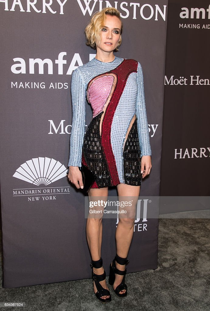19th Annual amfAR New York Gala : News Photo