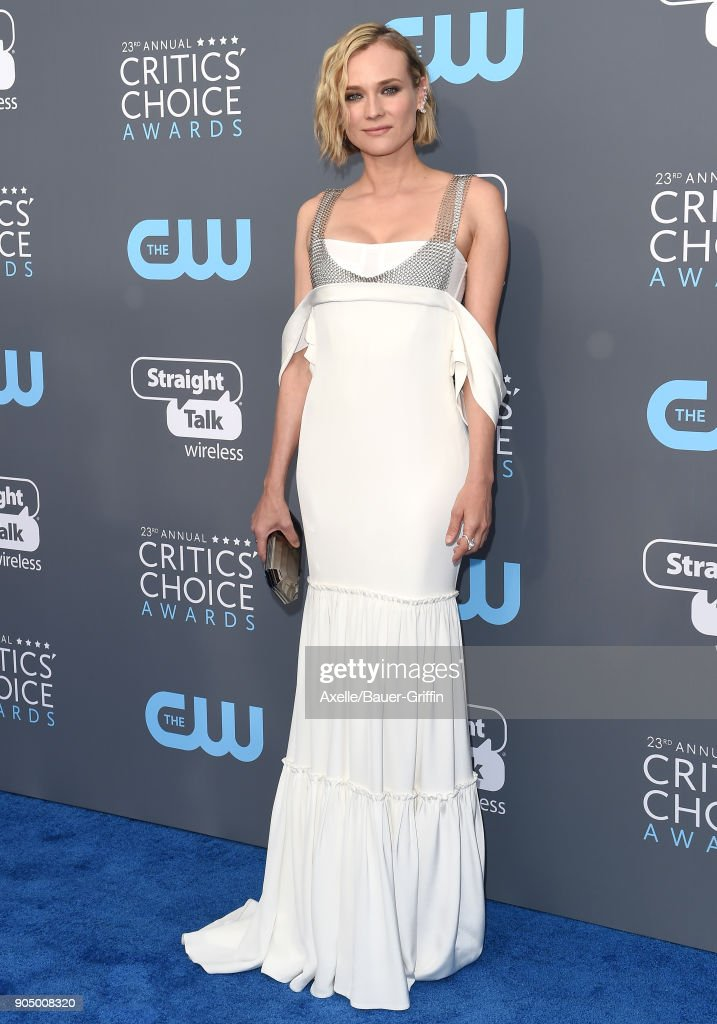 23rd Annual Critics' Choice Awards - Arrivals