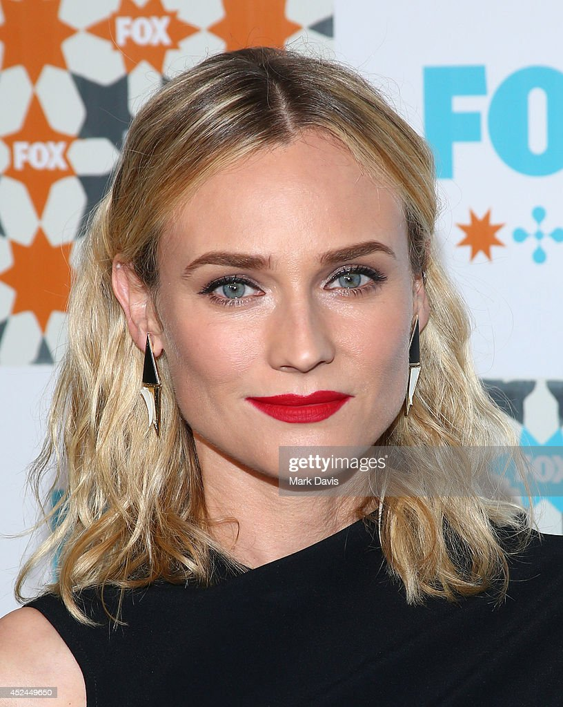 Actress Diane Kruger attends the Fox Summer TCA All-Star party held at the SOHO house on July 20, 2014 in West Hollywood, California.
