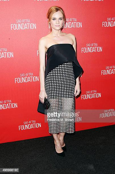 Actress Diane Kruger attends the Screen Actors Guild Foundation 30th Anniversary Celebration at the Wallis Annenberg Center for the Performing Arts...