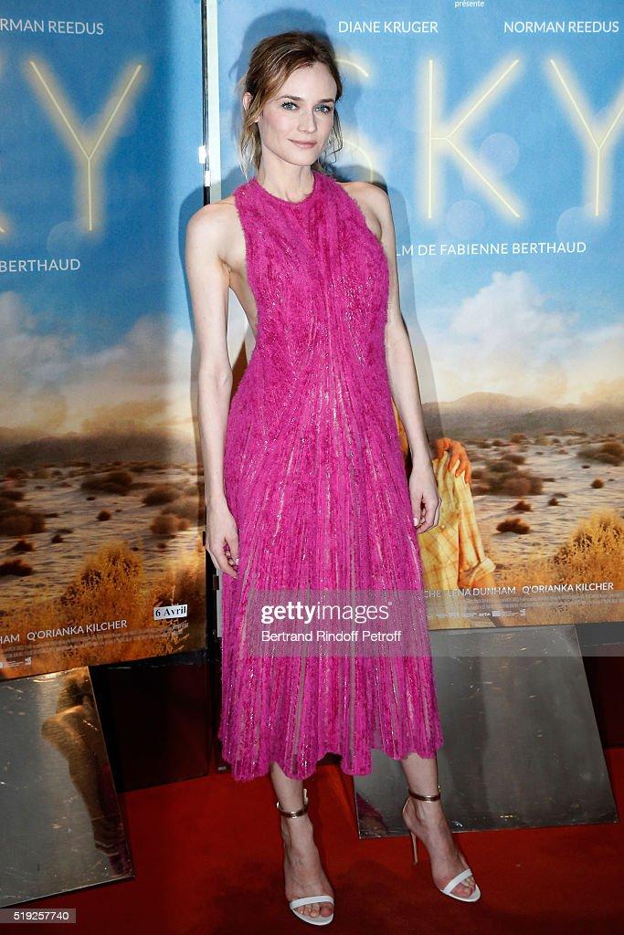 """""""Sky"""" Paris Premiere at UGC Les Halles"""