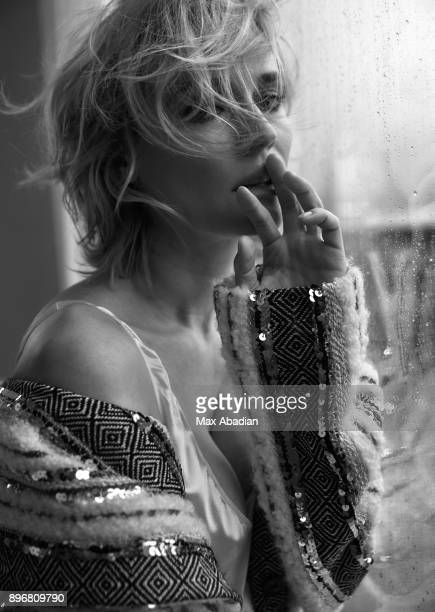 Actress Diane Kruger is photographed for DuJour Magazine on October 9 2017 in Los Angeles California